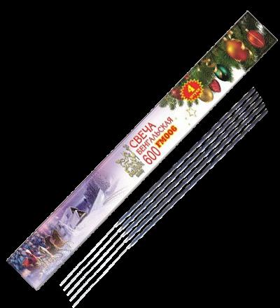 Бенгальская свеча 600 мм FM006